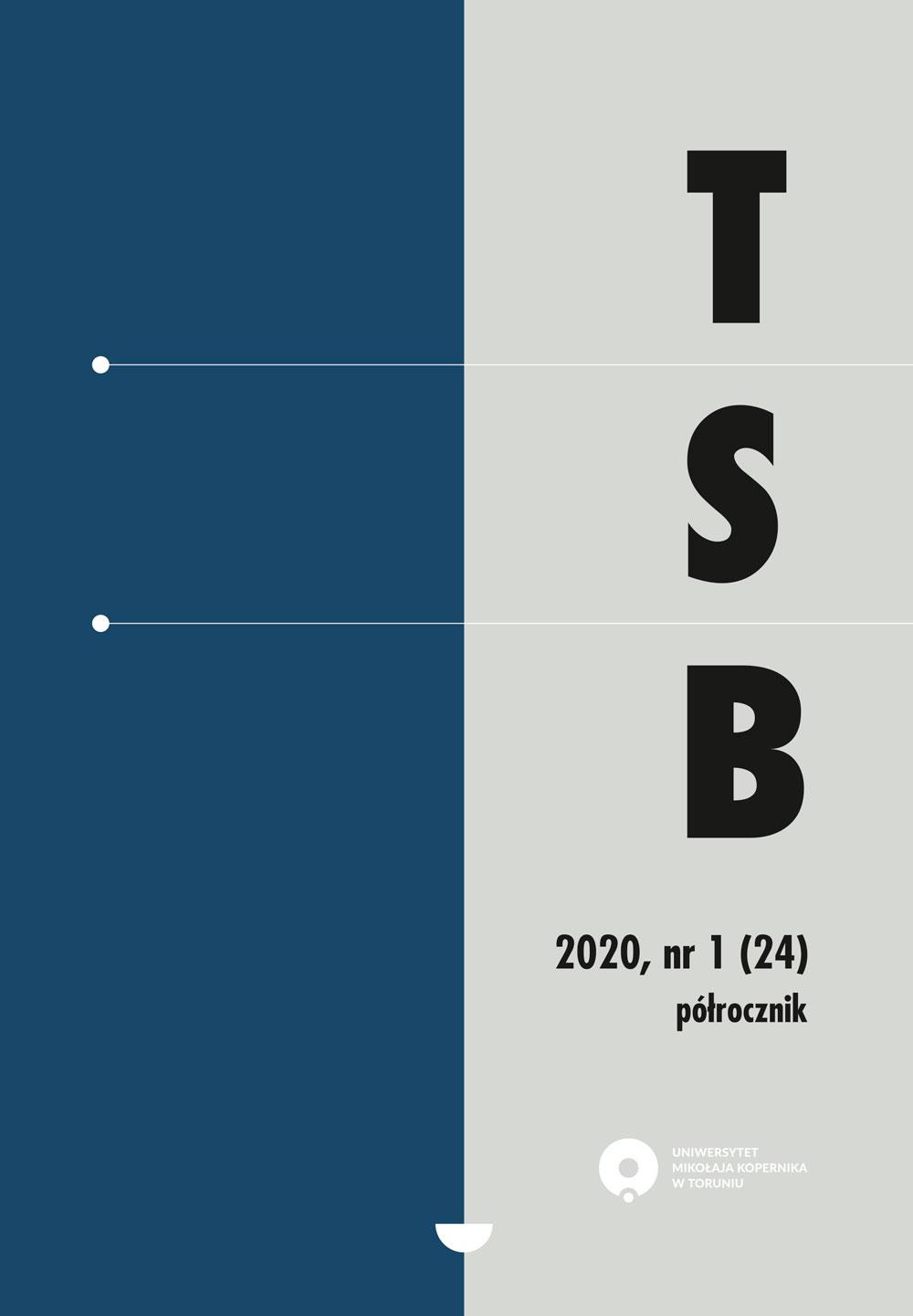 Pokaż  Tom 13 Nr 1 (24) (2020)