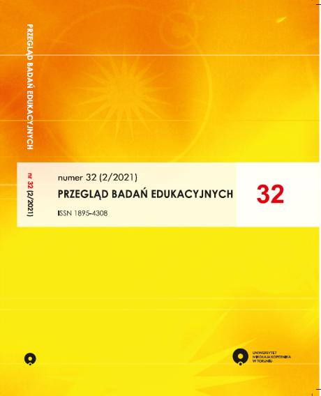 View Vol. 1 No. 32 (2021)