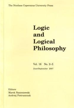 View Vol. 16 No. 2-3 (2007)