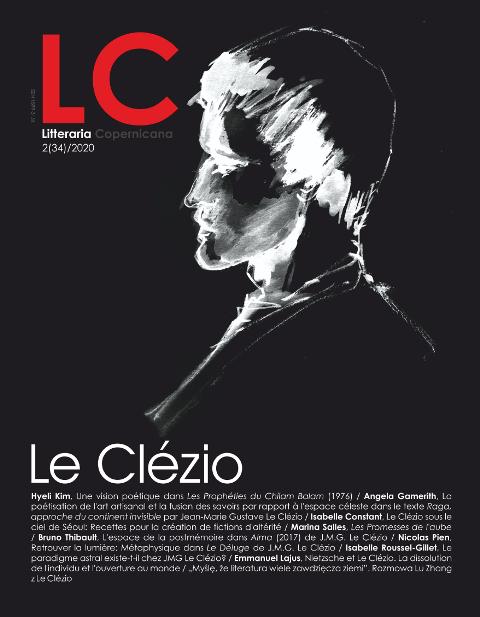 Pokaż  Nr 2(34)/ (2020): Le Clézio