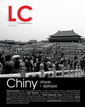 Pokaż  Nr 2(38)/ (2021): Chiny: utopie i dystopie