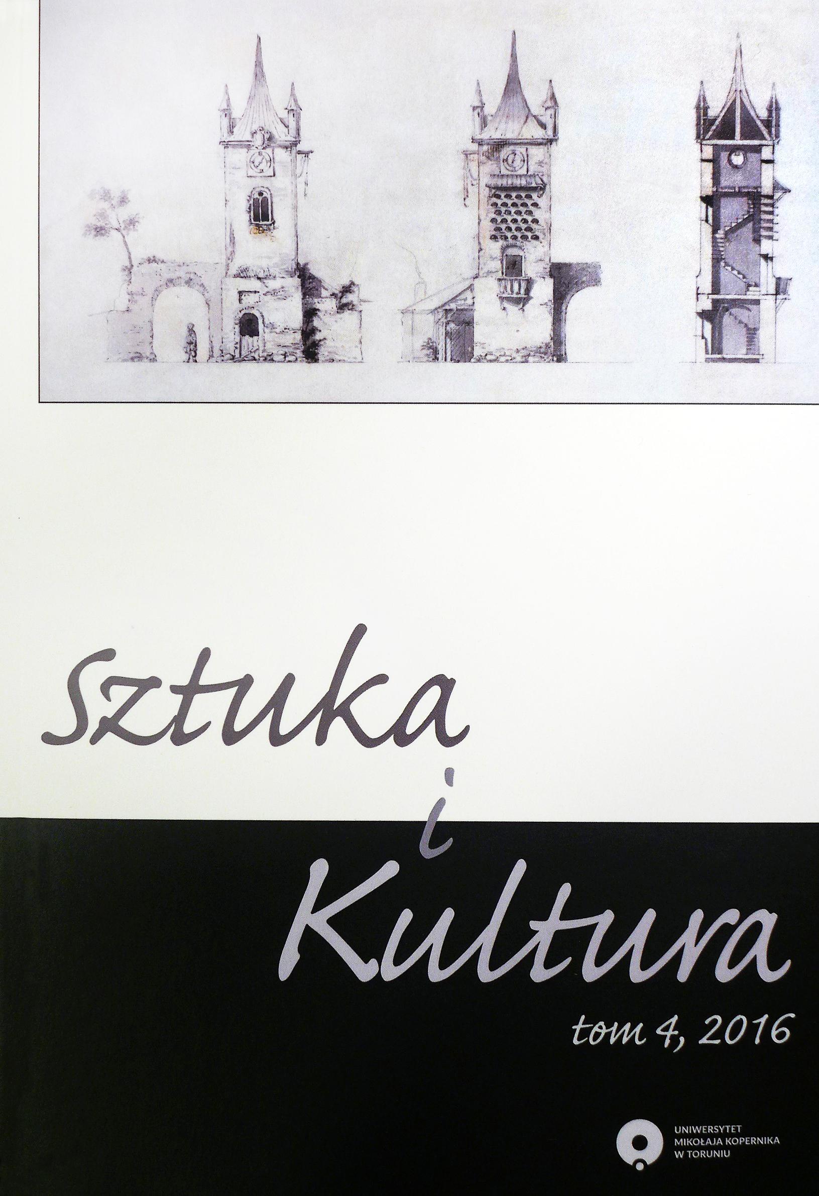 Sztuka i Kultura 4:2016