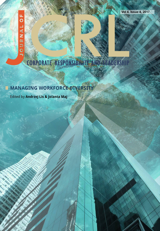 View Vol. 4 No. 4 (2017): Managing Workforce Diversity