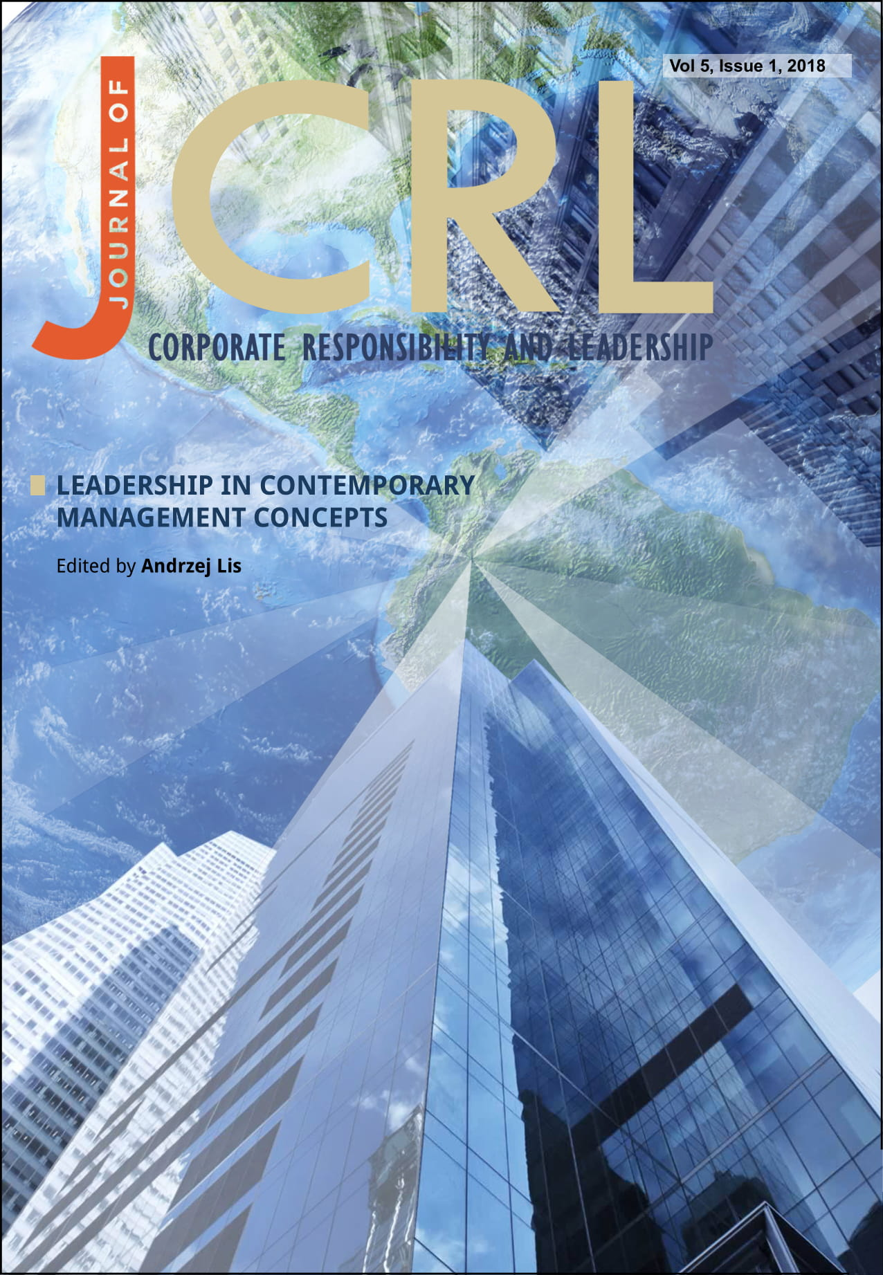 View Vol. 5 No. 1 (2018): Leadership in Contemporary Management Concepts