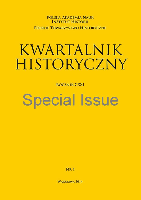 Pokaż  Tom 121 (2014): Special Issue